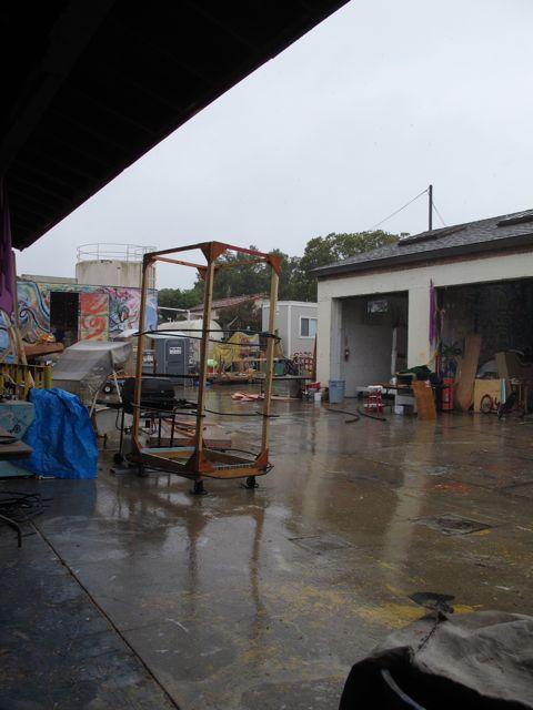 Rainy Wokshop