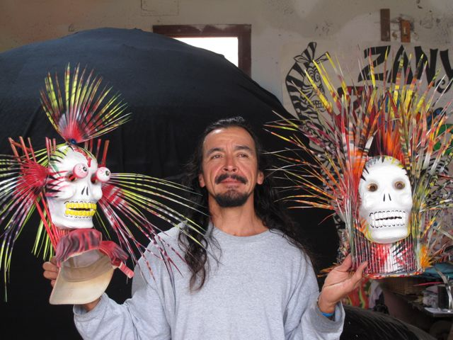 Jimmy and the Masks