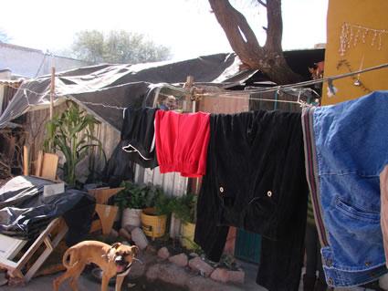 Mexico-shelter-before-casita-linda
